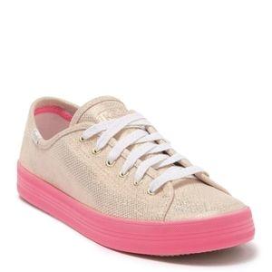 Keds • NIB oh Joy! Neon Iridescent Sneakers